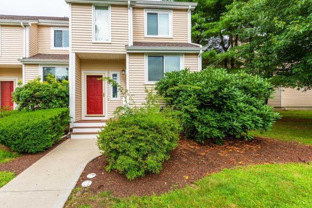 27 Gaslight Ln #27, Easton, MA 02356 (MLS #72538462) :: Primary National Residential Brokerage