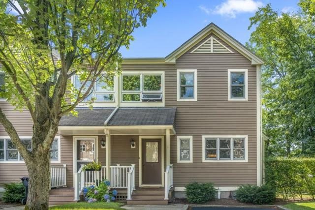 2 Angela Ln #2, Watertown, MA 02472 (MLS #72538556) :: Team Patti Brainard