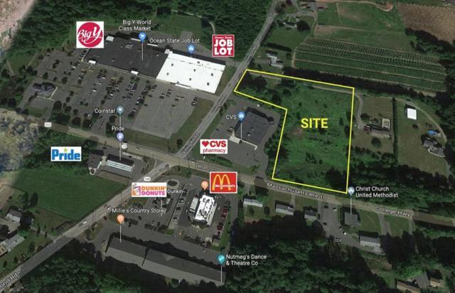 215 College Highway, Southwick, MA 01077 (MLS #72538621) :: Westcott Properties