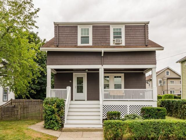 29 Columbia Rd, Medford, MA 02155 (MLS #72538768) :: Team Patti Brainard