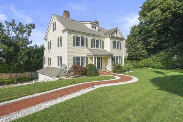 124 Warren Ave, Plymouth, MA 02360 (MLS #72538831) :: Compass