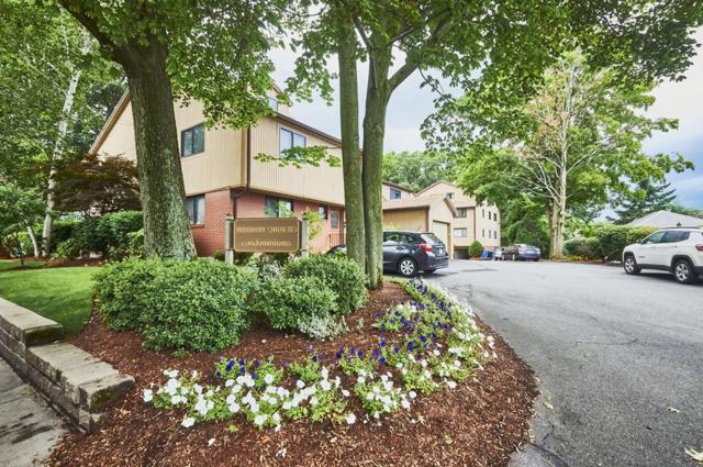 19 Burnham Street C1, Belmont, MA 02478 (MLS #72538840) :: Team Patti Brainard