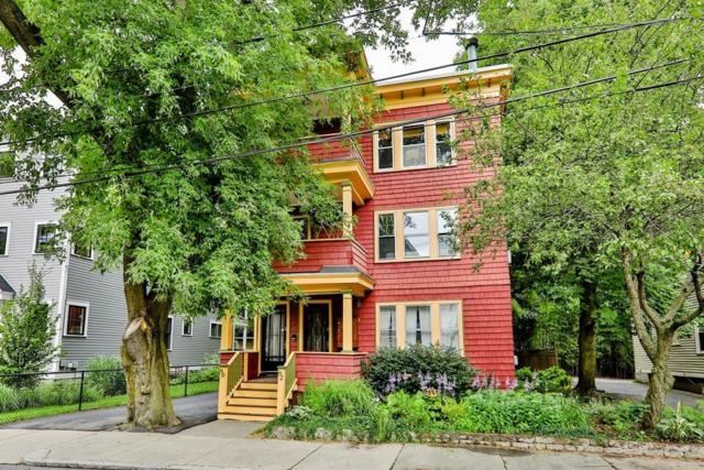 90 Rossmore Rd B, Boston, MA 02130 (MLS #72538863) :: The Muncey Group