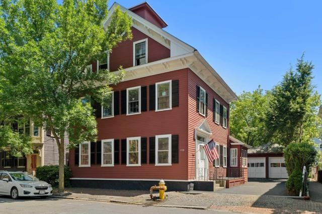159 Federal St #2, Salem, MA 01970 (MLS #72538915) :: Team Tringali