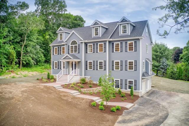 90 Peach Orchard Rd, Burlington, MA 01803 (MLS #72539400) :: Westcott Properties