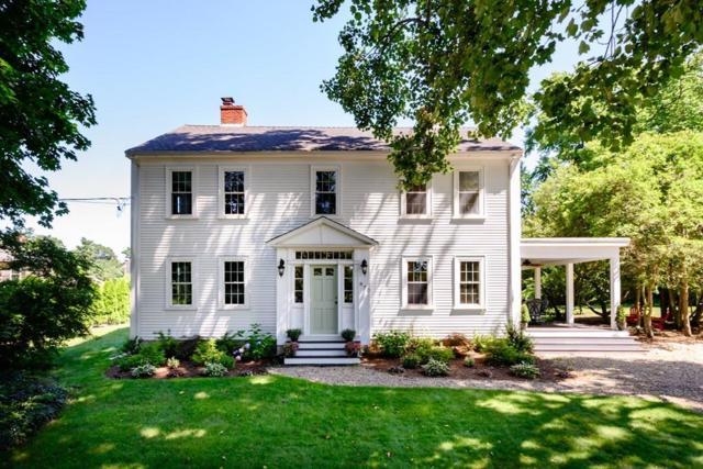 870 High St, Bridgewater, MA 02324 (MLS #72539479) :: Westcott Properties