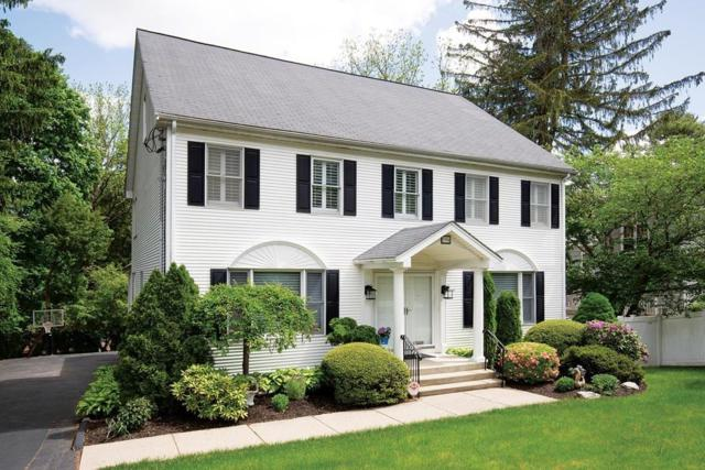 396 Dedham Street, Newton, MA 02459 (MLS #72539648) :: Kinlin Grover Real Estate