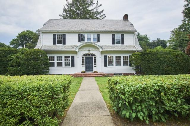 460 Lexington St, Waltham, MA 02452 (MLS #72539790) :: Kinlin Grover Real Estate