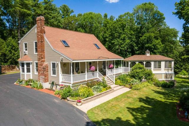 164 Union Street, Eastford, CT 06242 (MLS #72539882) :: Kinlin Grover Real Estate