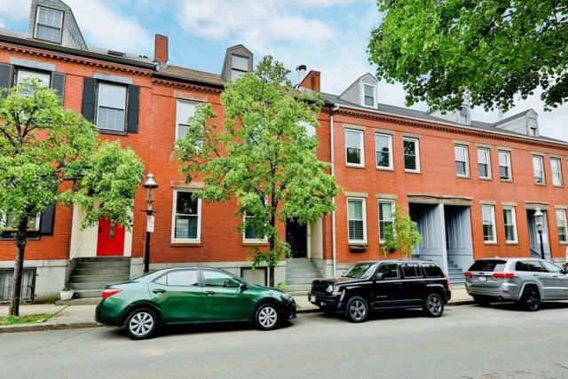 86 Washington Street, Boston, MA 02129 (MLS #72539938) :: Charlesgate Realty Group