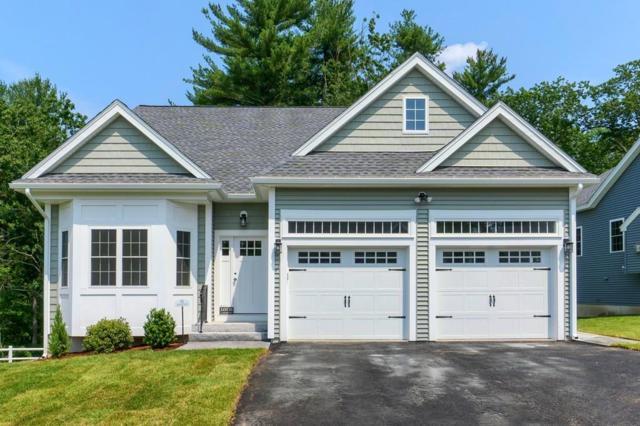 10 Tucker Terrace Lot 16, Methuen, MA 01844 (MLS #72540097) :: Westcott Properties