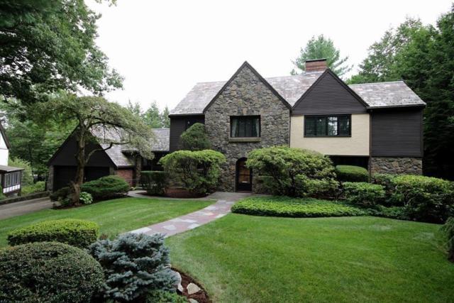 14 Rangeley Road, Brookline, MA 02467 (MLS #72540590) :: Kinlin Grover Real Estate