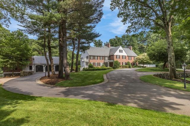 230 Dudley Rd, Newton, MA 02459 (MLS #72541387) :: Vanguard Realty