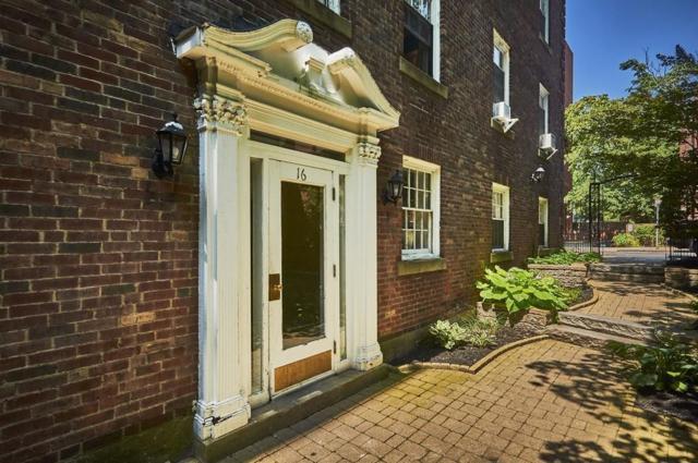 16 Chauncy St. #50, Cambridge, MA 02138 (MLS #72541609) :: Spectrum Real Estate Consultants