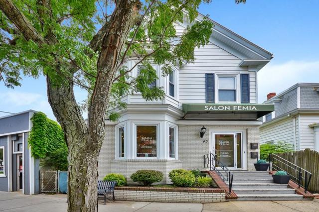 43 Holland St, Somerville, MA 02144 (MLS #72542004) :: Kinlin Grover Real Estate