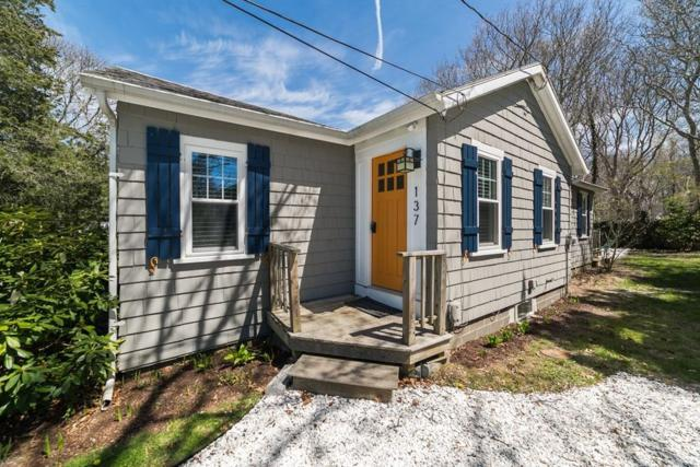 137 Cottonwood St., Fairhaven, MA 02719 (MLS #72542354) :: Sousa Realty Group