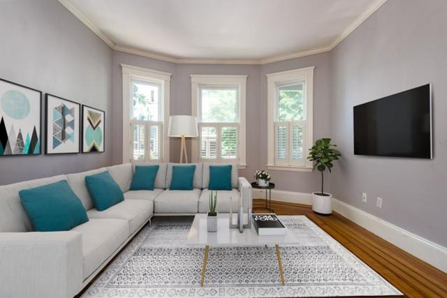 85 Clifton Street #1, Cambridge, MA 02140 (MLS #72542408) :: DNA Realty Group
