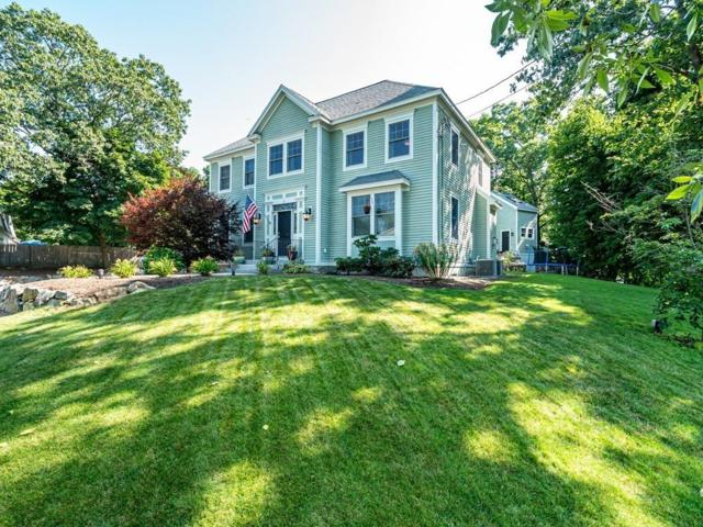 3 Franklin Avenue, Andover, MA 01810 (MLS #72542597) :: The Muncey Group
