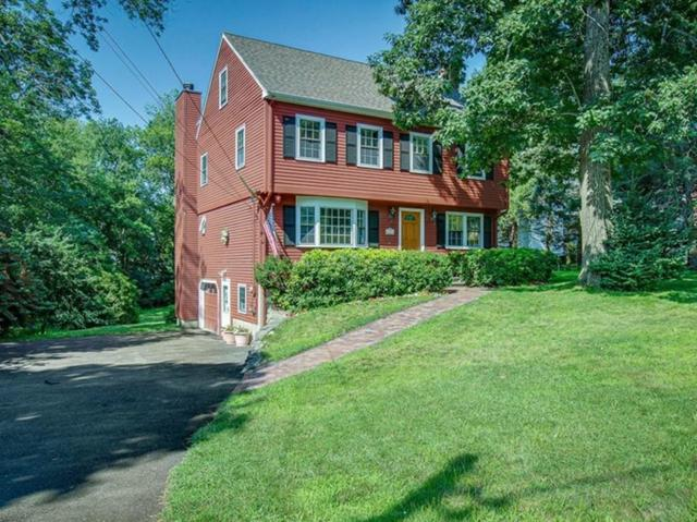 46 Clark Road, Andover, MA 01810 (MLS #72542754) :: The Muncey Group