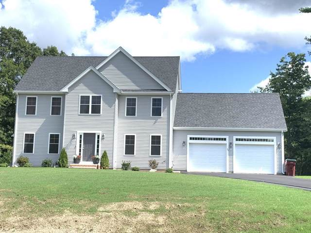 Lot 5 Luke Dr, West Bridgewater, MA 02379 (MLS #72542849) :: DNA Realty Group