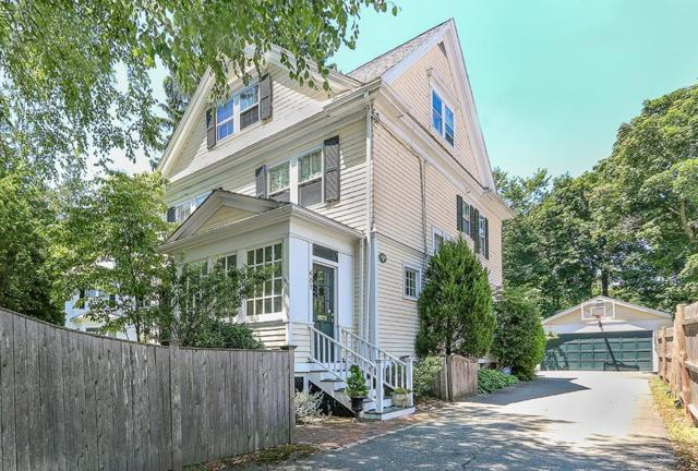 481 Washington St: Precinct 1, Dedham, MA 02026 (MLS #72542894) :: The Muncey Group