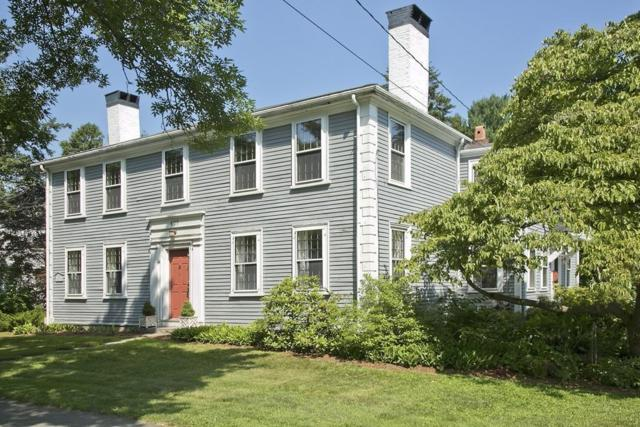 409 Main Street, Hingham, MA 02043 (MLS #72543063) :: Kinlin Grover Real Estate