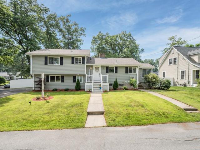 91 Longmeadow, Lowell, MA 01852 (MLS #72543724) :: Kinlin Grover Real Estate