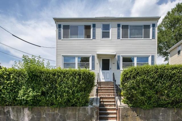 42 Westminster Avenue, Watertown, MA 02472 (MLS #72543780) :: Vanguard Realty