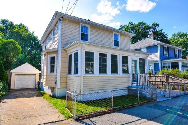12 Randlett St, Quincy, MA 02170 (MLS #72543829) :: Sousa Realty Group
