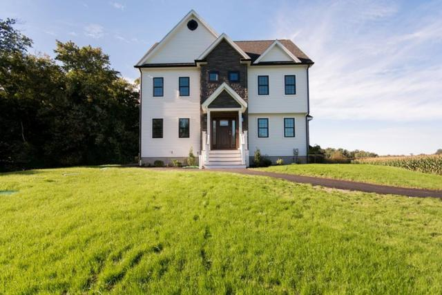 390 North Wheaton Ave, Seekonk, MA 02771 (MLS #72545193) :: Kinlin Grover Real Estate