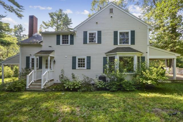 96 Conant Rd, Weston, MA 02493 (MLS #72545318) :: Spectrum Real Estate Consultants
