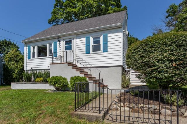 7 Curtis Circle, Canton, MA 02021 (MLS #72545333) :: The Muncey Group