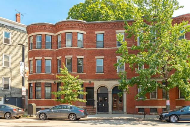 858 Huntington Ave, Boston, MA 02115 (MLS #72545896) :: The Russell Realty Group