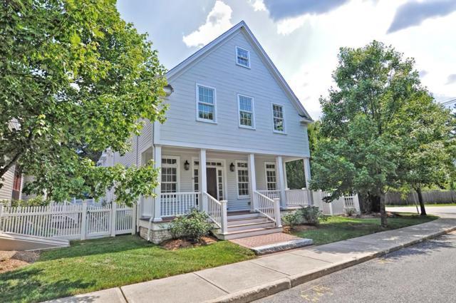 24 Maple Street #24, Medfield, MA 02052 (MLS #72545933) :: Charlesgate Realty Group