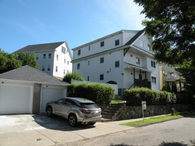 87 Putnam St #87, Watertown, MA 02472 (MLS #72546070) :: Vanguard Realty