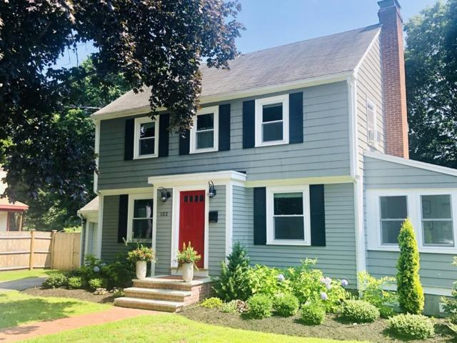 152 Oak Street, Reading, MA 01867 (MLS #72546090) :: Sousa Realty Group