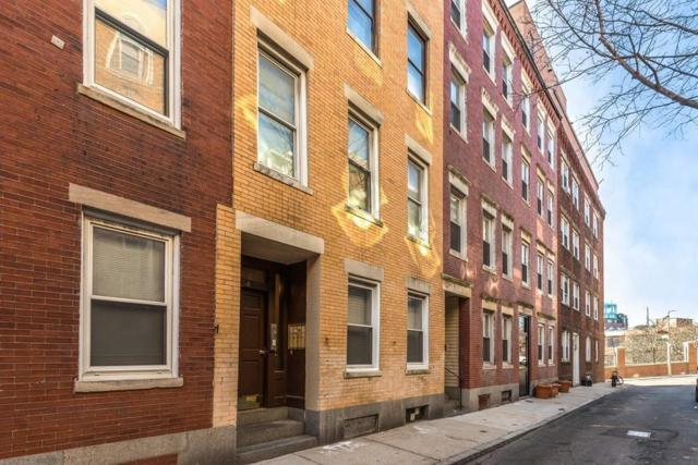 34 Sheafe St #2, Boston, MA 02113 (MLS #72546246) :: Driggin Realty Group