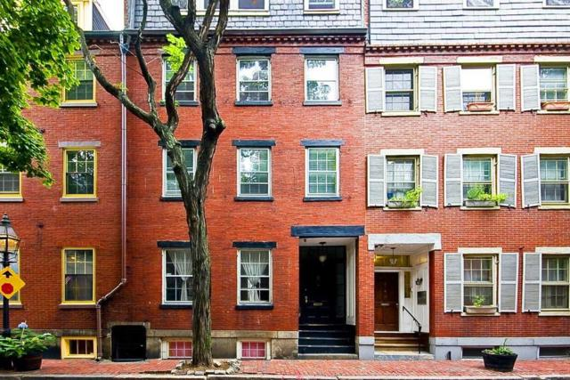 16 Melrose St #2, Boston, MA 02116 (MLS #72546354) :: The Russell Realty Group