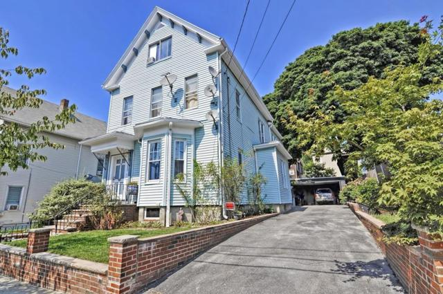 139 Orange St., Chelsea, MA 02150 (MLS #72546415) :: The Russell Realty Group