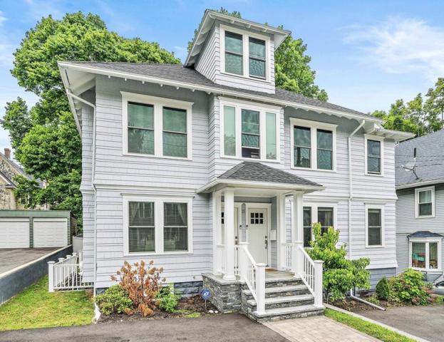 15 Ricker Road #1, Newton, MA 02458 (MLS #72546563) :: Kinlin Grover Real Estate