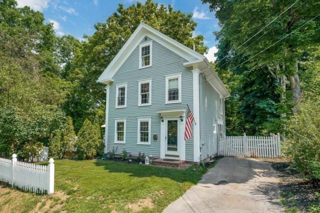 6 Summer Street, Groveland, MA 01834 (MLS #72546716) :: Trust Realty One