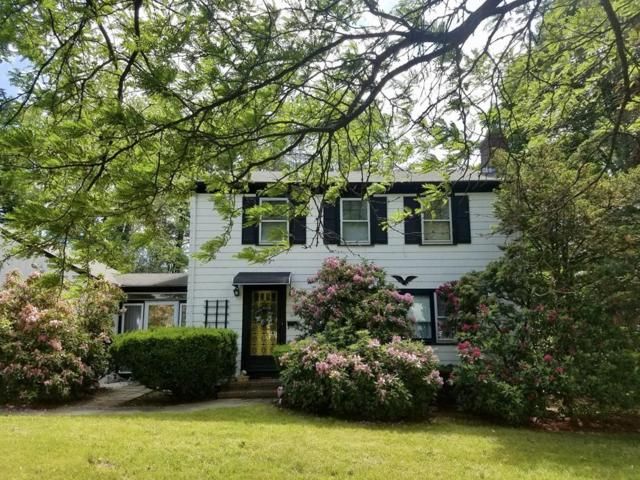 11 Moore St, Peabody, MA 01960 (MLS #72546719) :: Kinlin Grover Real Estate