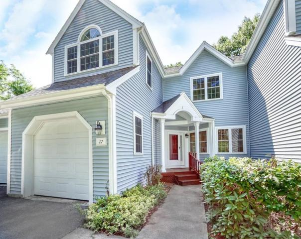 27 Knollwood Court #27, Burlington, MA 01803 (MLS #72546799) :: Westcott Properties