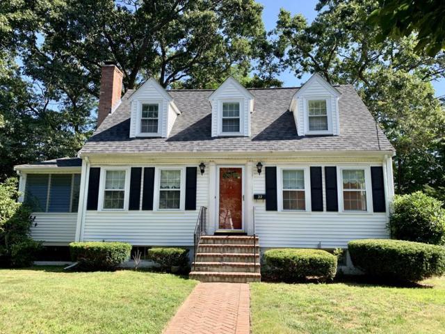 22 Longfellow Rd., Newton, MA 02462 (MLS #72546853) :: Kinlin Grover Real Estate