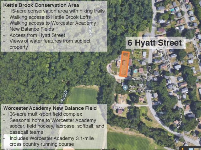 6 Hyatt, Worcester, MA 01603 (MLS #72546912) :: AdoEma Realty