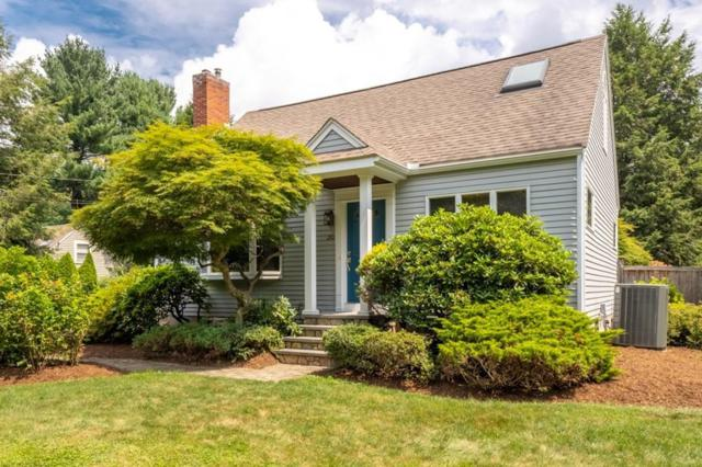 150 Parker St, Acton, MA 01720 (MLS #72547056) :: The Muncey Group
