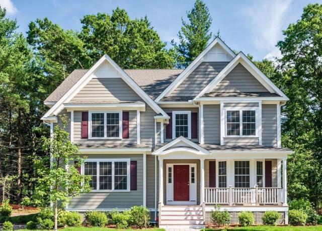 1 Jefferson Drive #1, Lexington, MA 02421 (MLS #72547329) :: Westcott Properties