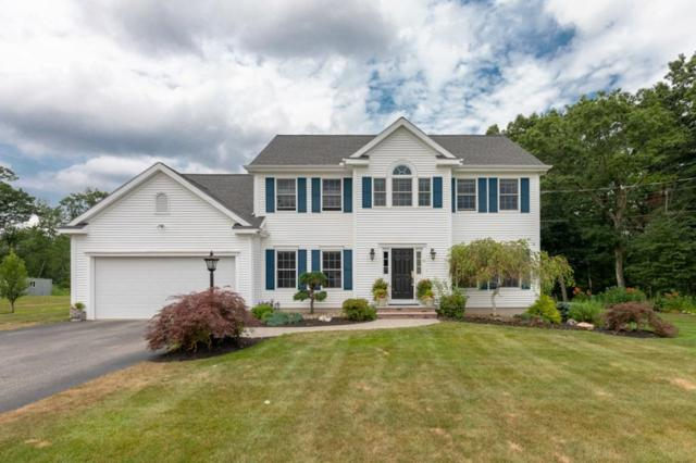 10 Pluff Ave, North Reading, MA 01864 (MLS #72547334) :: The Russell Realty Group