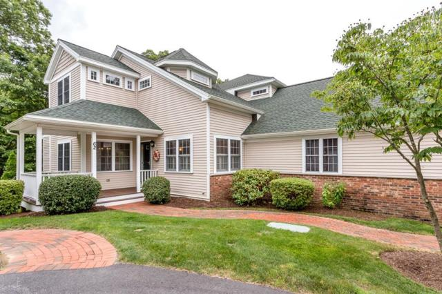 62 Indian Woods Way #62, Canton, MA 02021 (MLS #72547348) :: The Muncey Group