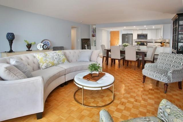 45 Longwood Ave #201, Brookline, MA 02446 (MLS #72547507) :: Vanguard Realty